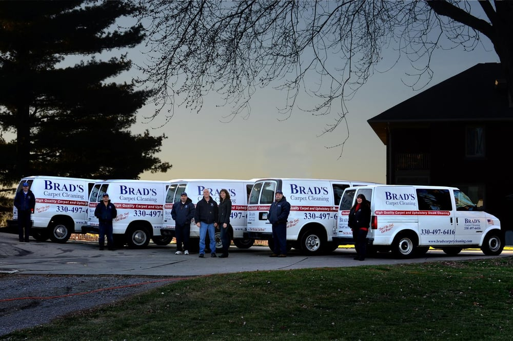 Brad's Carpet Cleaning: Canton, OH