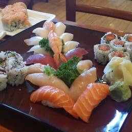 Hinode Japanese Restaurant - Piermont, NY, United States. Hinode sushi