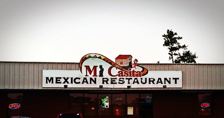 Mi Casita Mexican Restaurant: 5686 US Hwy 278 E, Gadsden, AL