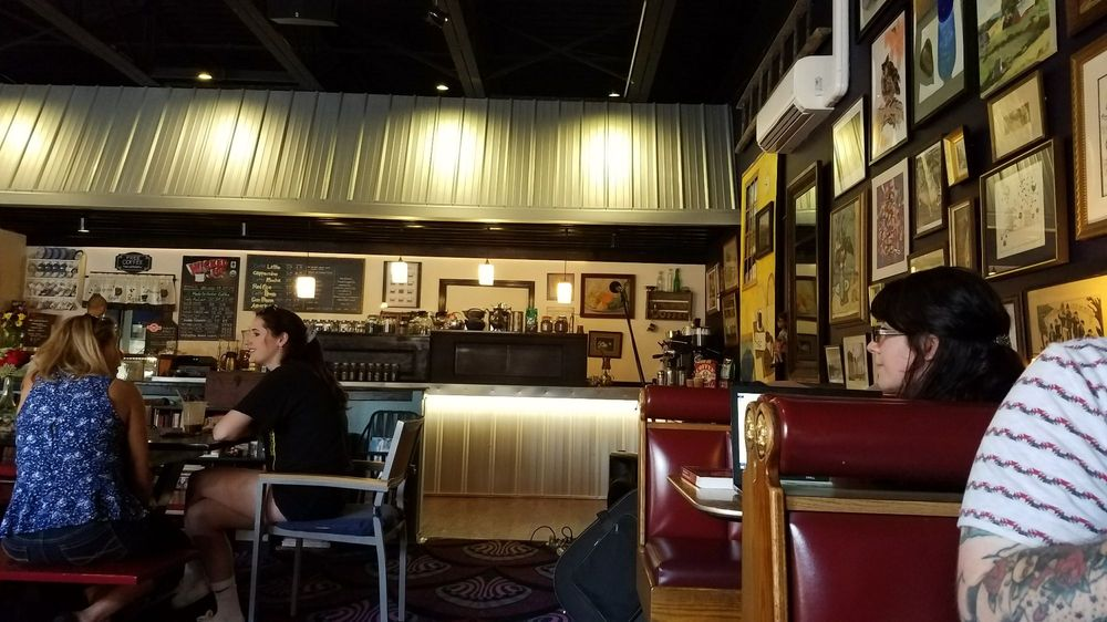 Social Spots from Wicked Brew Cafe