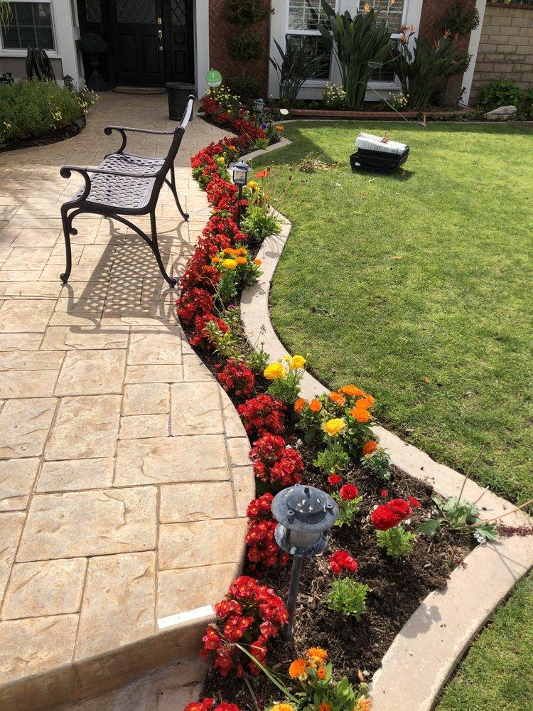 Portillo Gardening, Tree Service, Landscaping: Brea, CA