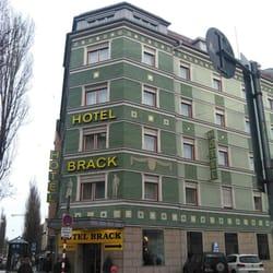hotel brack hotels lindwurmstr 153 ludwigsvorstadt On hotel brack munich