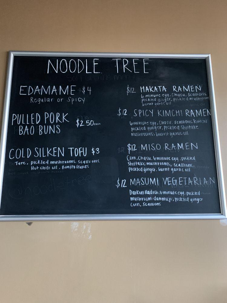Noodle Tree