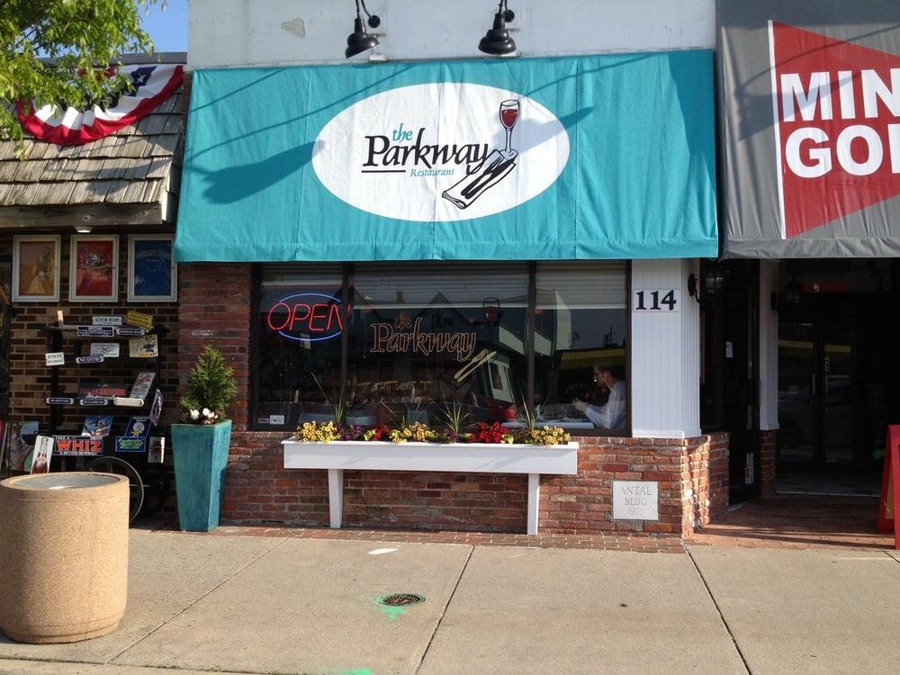 The Parkway Restaurant Bethany Beach De
