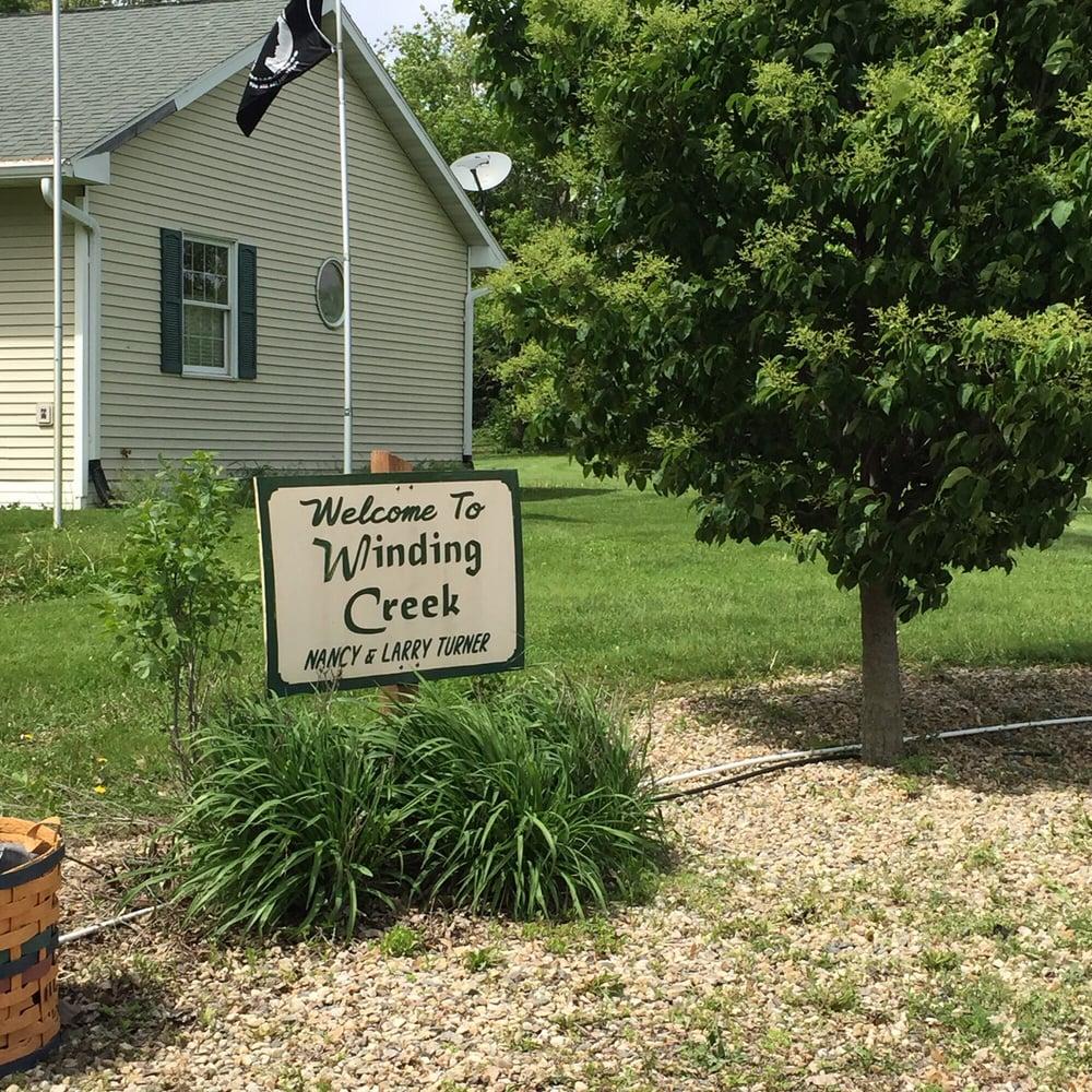 Winding Creek Garden: 1275 Taylor Ave, Belmond, IA