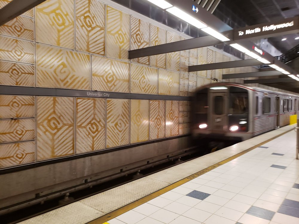 Universal City Red Line Station - 66 Photos & 54 Reviews - Train