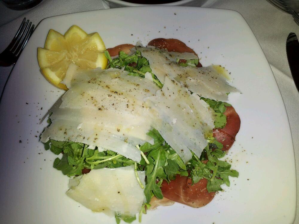 Italian Barrel Restaurant In New Orleans