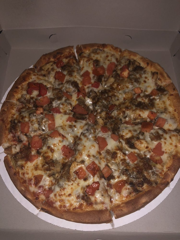 Delmar Pizza: 38660 Sussex Hwy, Delmar, DE