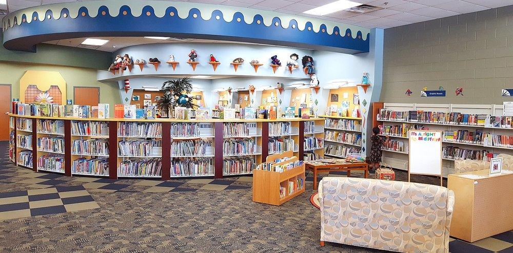 Jacksonville Public Library - Pablo Creek Regional