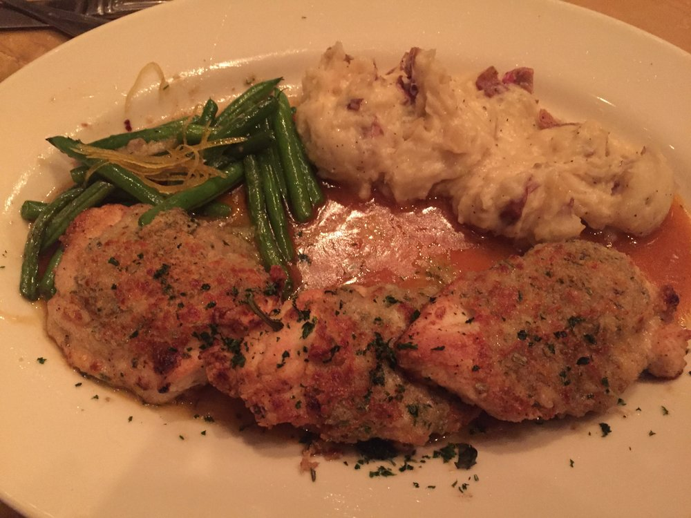 Parmesan Herb Crusted Chicken Yelp