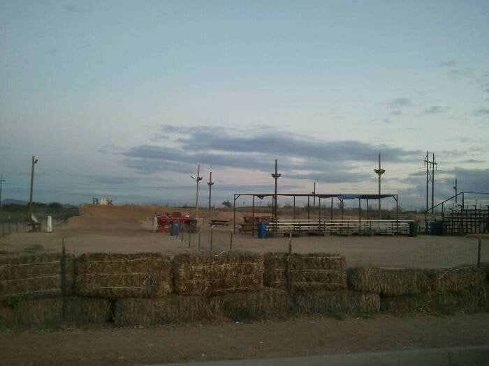 Desert Sunset BMX