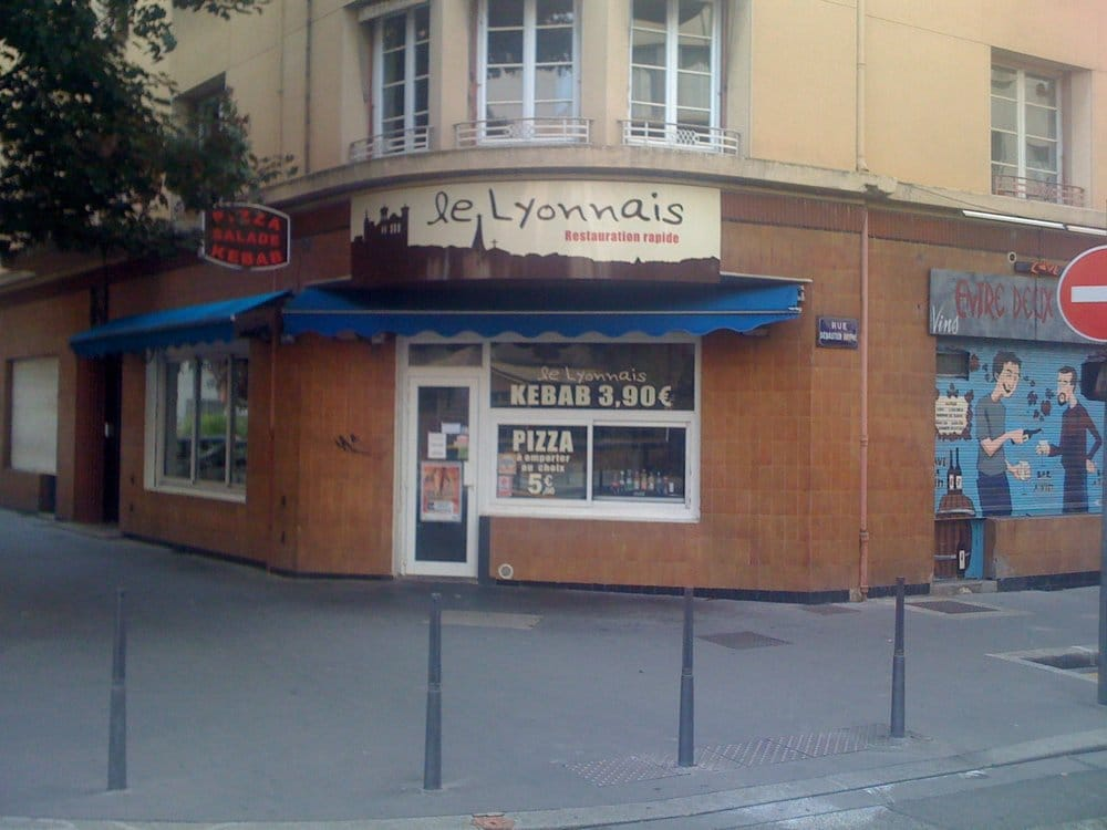 le kebab lyonnais closed pizza 34 rue chevreul jean mac lyon france restaurant. Black Bedroom Furniture Sets. Home Design Ideas