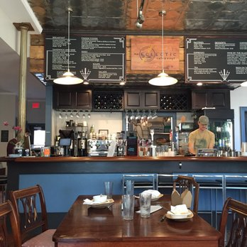 Eclectic cafe vinyl 68 photos 39 reviews vinyl for Eclectic restaurant