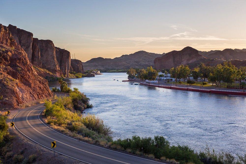 Robert Gory Realty: 9035 Riverside Dr, Parker, AZ