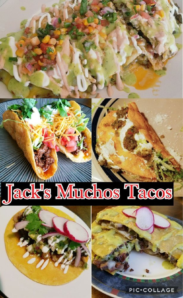 Jack's Muchos Tacos: Niles And Oswell, Bakersfield, CA