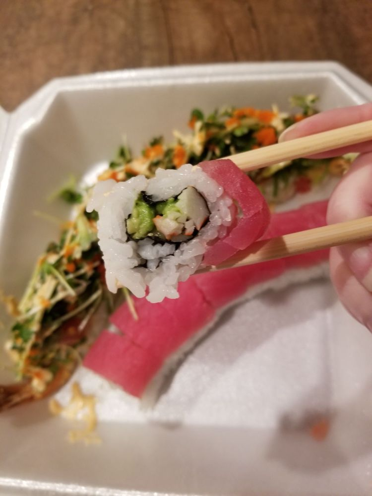 Ginza Japanese Restaurant: 2218 Santiam Hwy SE, Albany, OR