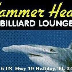 Hammer Heads Billiard Lounge logo
