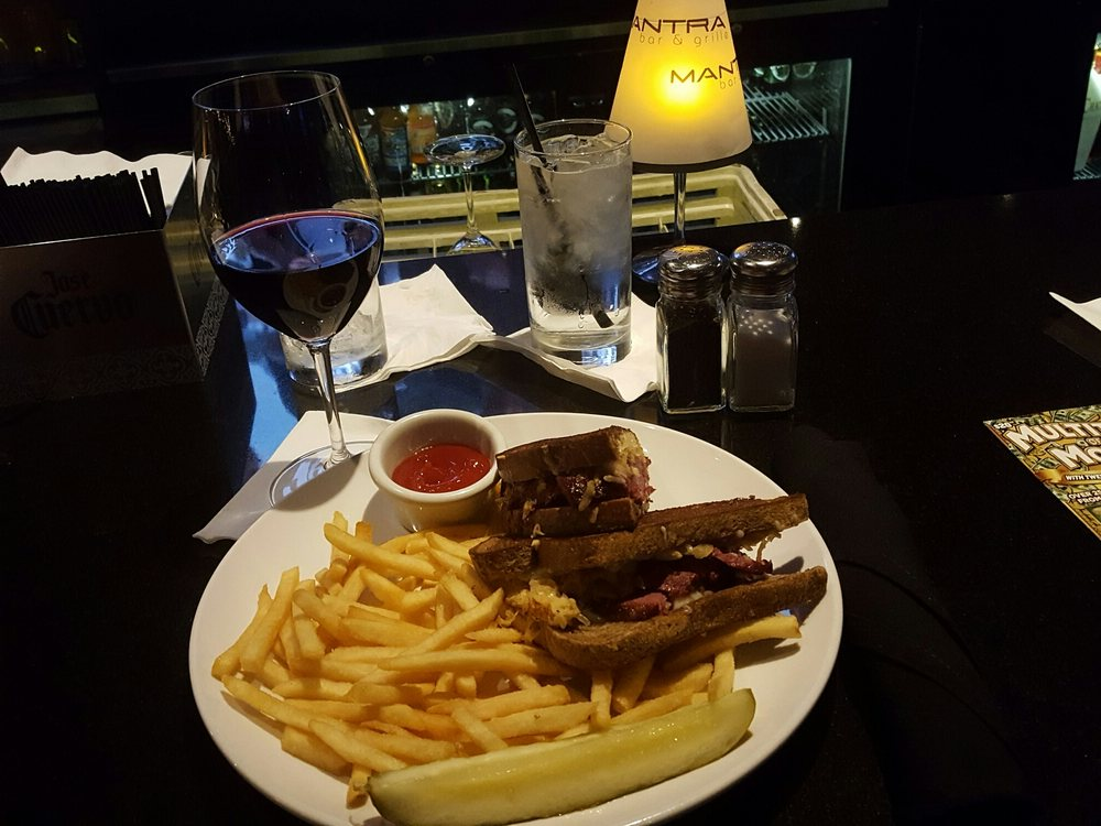 Mantra Bar & Grille: 6913 Maple St, Omaha, NE