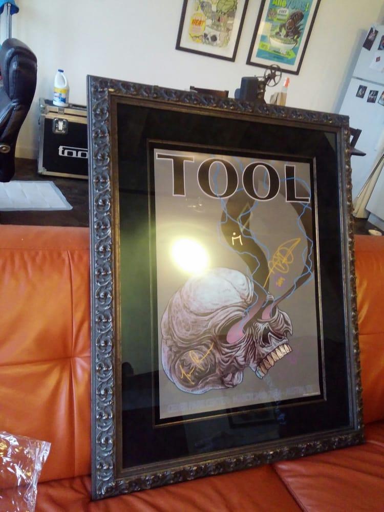 Tom Battles Custom Picture Framing