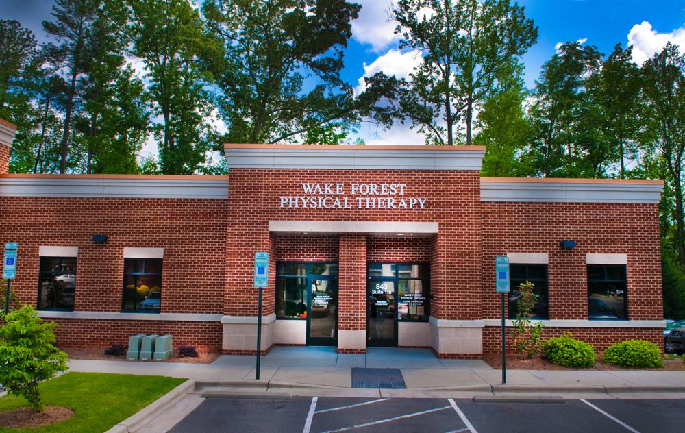 Wake Forest Physical Therapy: 843 Durham Rd, Wake Forest, NC