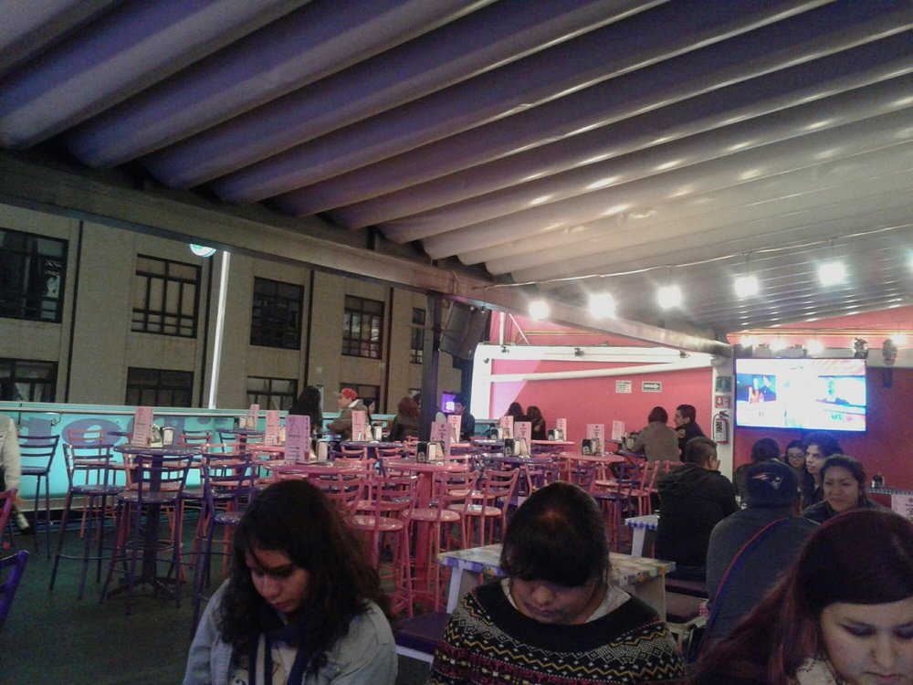 Photos For Terraza Madero Inside Yelp