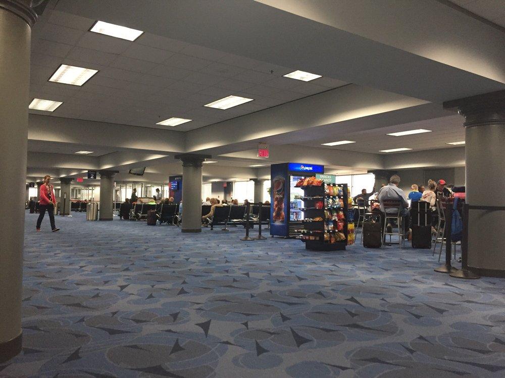 Valley International Airport: 3002 Heritage Way, Harlingen, TX
