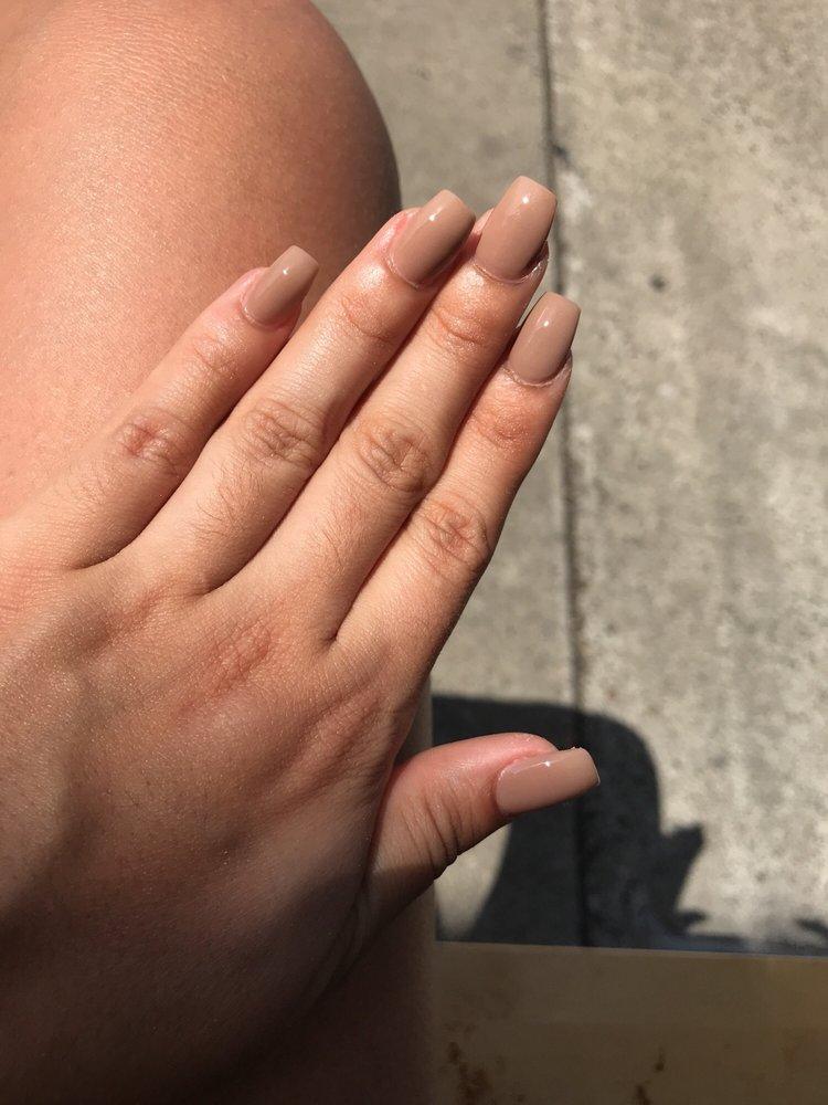 I love my nails!! - Yelp