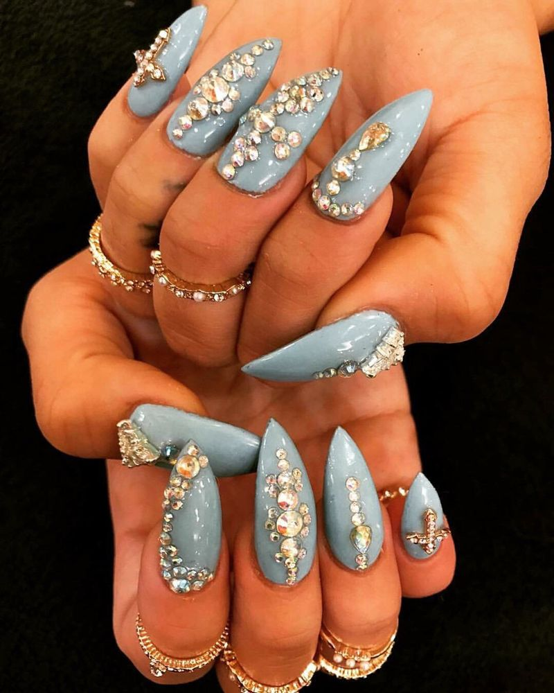 Nails design by Jason from La belle vie Beauty nail spa - Yelp