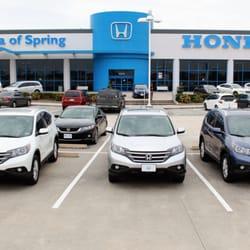 Photo Of Honda Of Spring   Houston, TX, United States