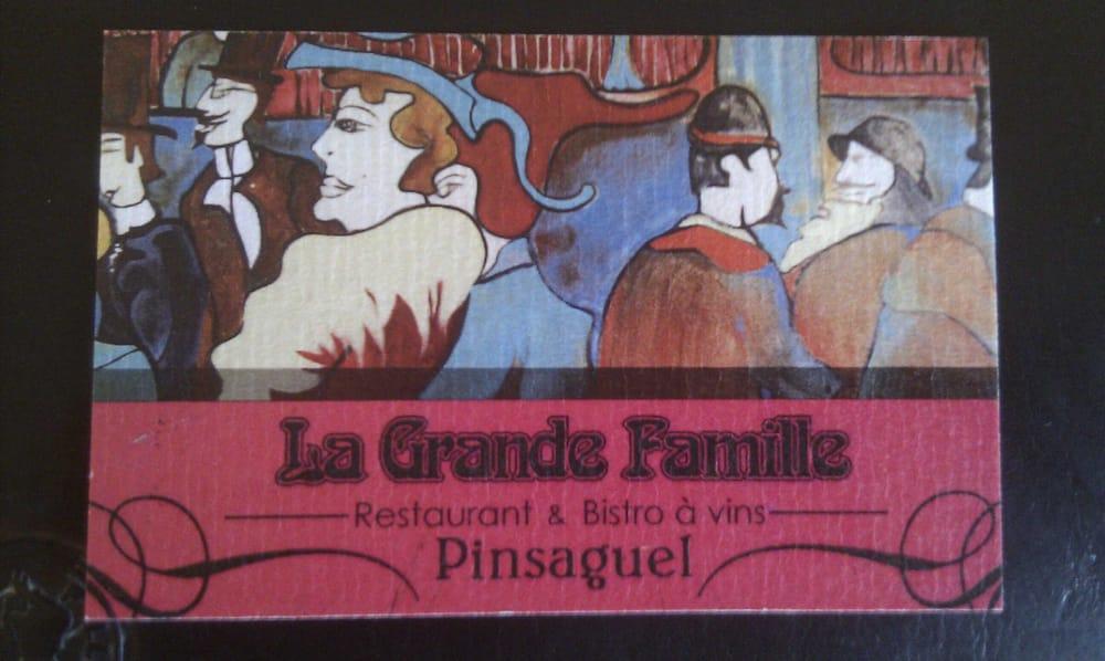 Restaurant la grande famille french 12 rue andorre pinsaguel haute garonne france for Cuisine grande famille limoges