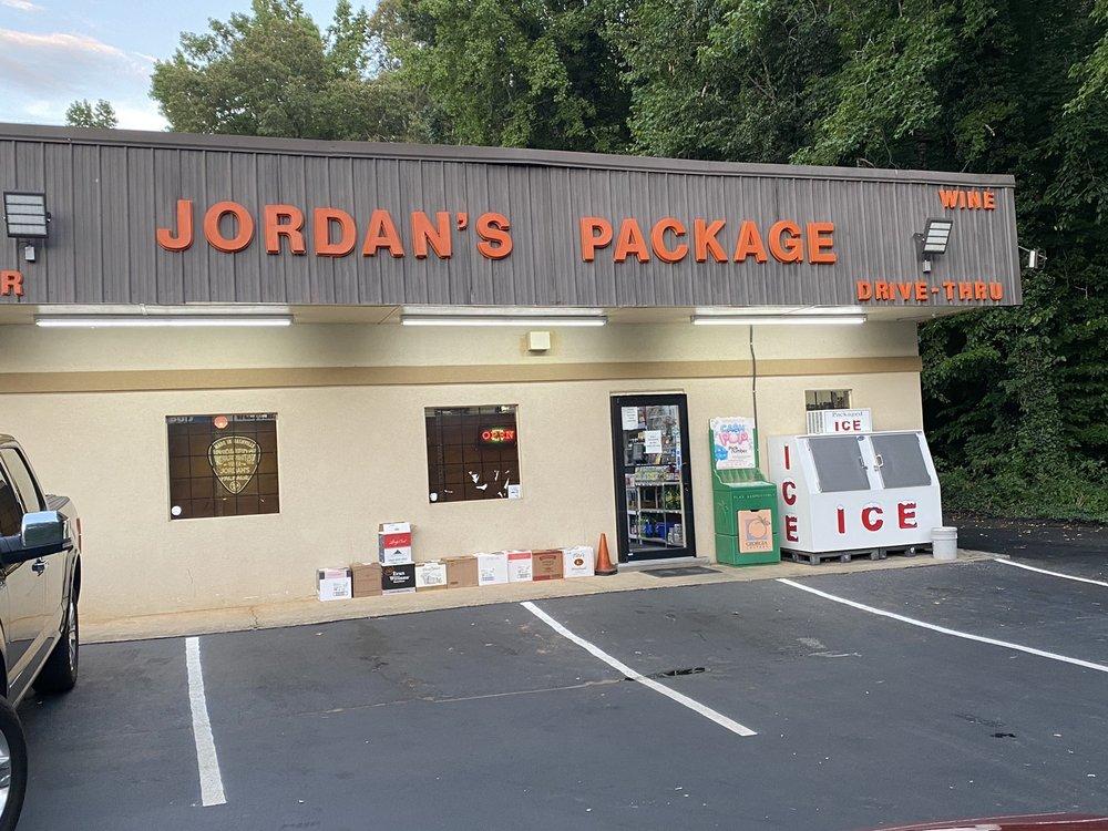 Jordan's Package Store: 263 Commerce Ln, Ball Ground, GA