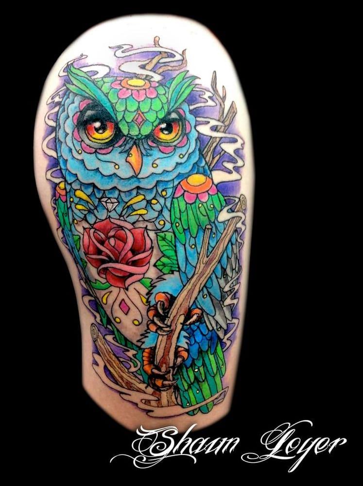 Photos for distinctive body art studio yelp for Studio 7 tattoo