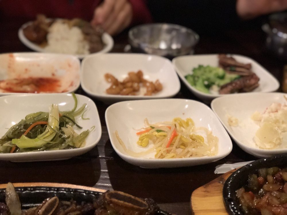 Korean BBQ House: 1540 Wells Rd, Orange Park, FL