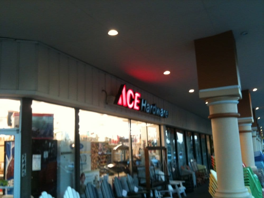 College Park Ace Hardware: 3440 Edgewater Dr, Orlando, FL