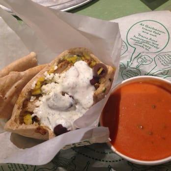 Garbanzo Mediterranean Grill - Closed - 16 Photos & 69 Reviews