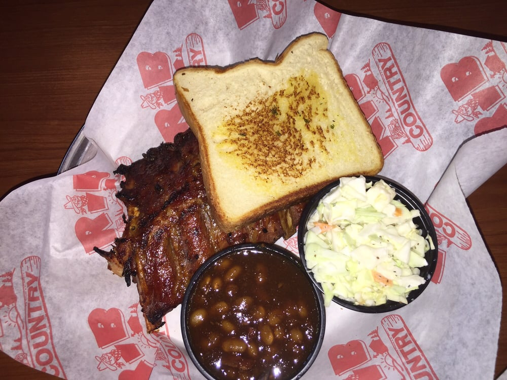 Rib Country BBQ - Blairsville, GA