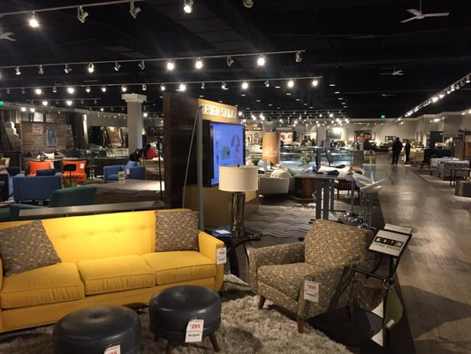 Living Spaces 4801 Venice Blvd Los Angeles Ca Furniture Stores