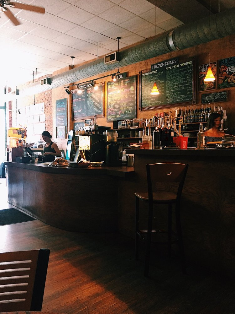 Social Spots from Mudhouse Coffee