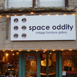 Photo Of Space Oddity Vintage Furniture   Seattle, WA, United States.  Entrance On ...