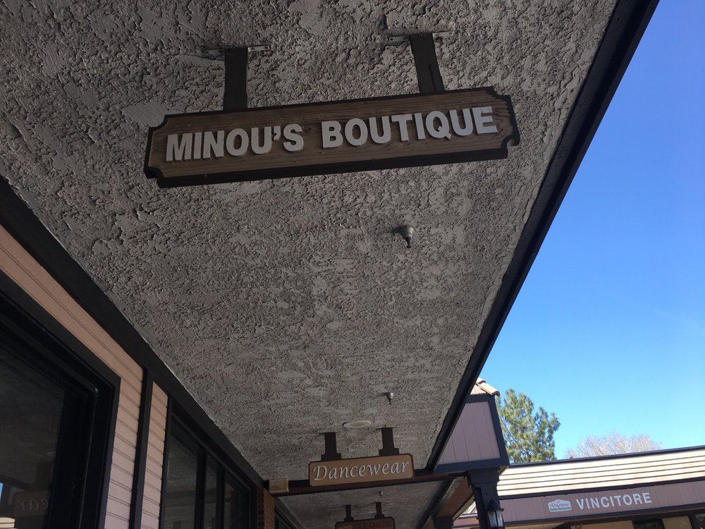 Minou's Boutique: 5851 Kanan Rd, Agoura Hills, CA