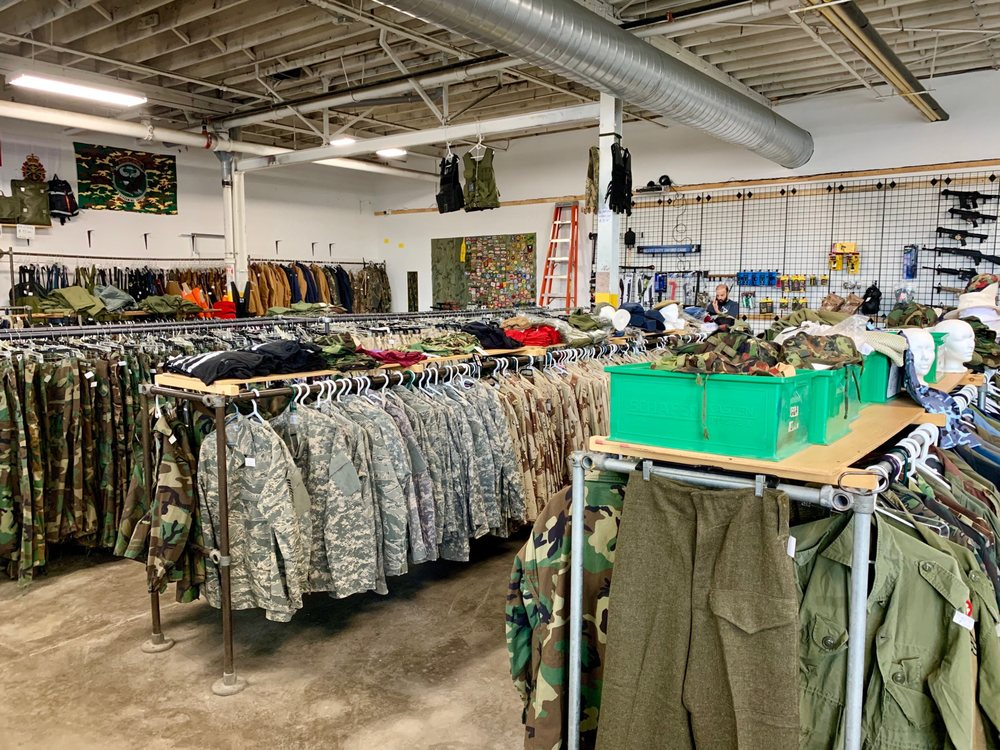The Little Army Store
