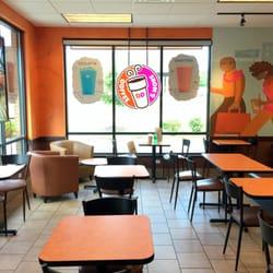 Photo Of Dunkin Donuts Shawnee Ks United States Dining Area