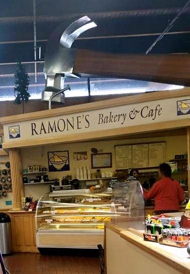 Ramone's Bakery & Cafe: 4100 Broadway St, Eureka, CA