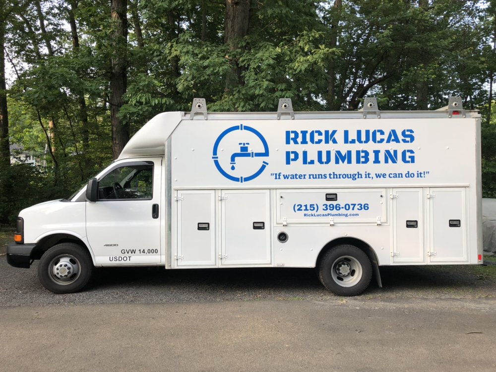 Rick Lucas Plumbing & Remodeling: 1317 Buck Rd, Feasterville Trevose, PA