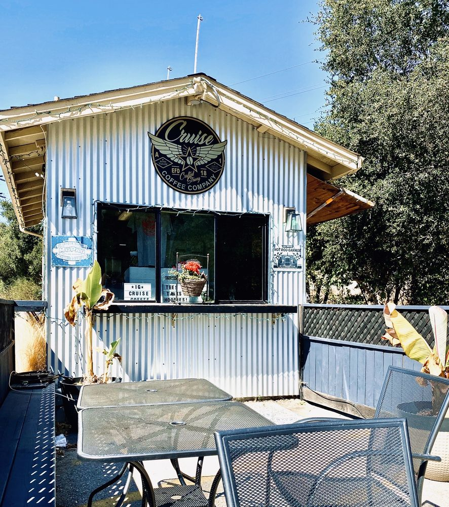 Cruise Coffee Company: 75 D Mt Herman, Scotts Valley, CA