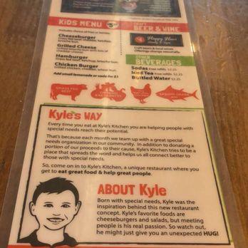 Kyle S Kitchen Goleta