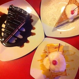 Filling Station Makati Cakes