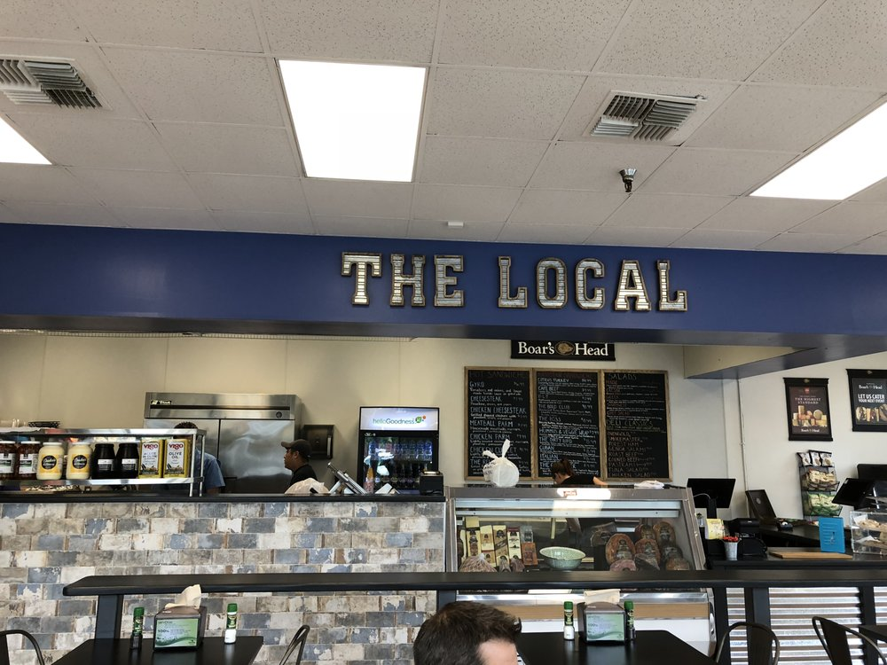 The Local Deli & Cafe: 13501 Icot Blvd, Clearwater, FL