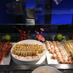 Photo Of Yukai Buffet Virginia Beach Va United States Delicious Sushi Rolls