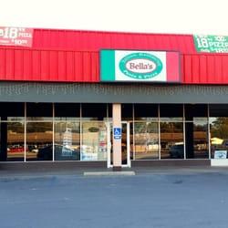 Photo Of Bella S Italian Restaurant Burkburnett Tx United States